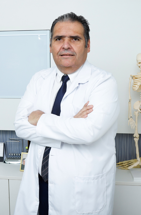 Dr. Juan Carlos Muniz Rivas